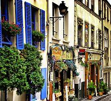Paris Art District by juleslond
