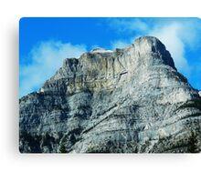 Castle Peak Canvas Print