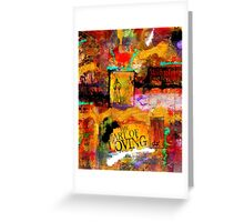 The Art of Loving Greeting Card