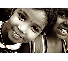 Happy Spirit Photographic Print