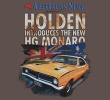 Holden Monaro HG GTS (nostalgic) by blulime
