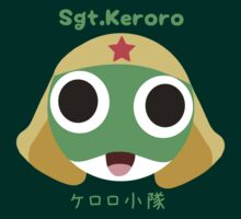 Sgt.Keroro Head  by Atlantahammy