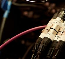Cables II by J Eric Fergason