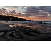 West End Sunset Photographic Print