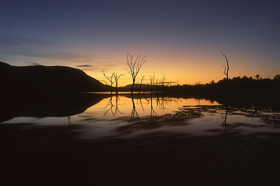 """Somerrise"" ∞ Lake Somerset, QLD - Australia by Jason Asher"