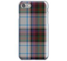 McDonald Tartan 3 Dress iPhone Case/Skin