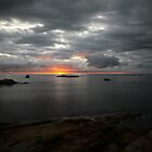 perfect day. bicheno, tasmania by tim buckley | bodhiimages