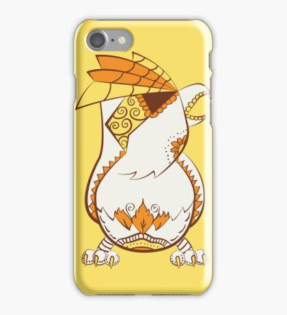 Pidgey Pokemuerto | Pokemon & Day of The Dead Mashup iPhone Case/Skin