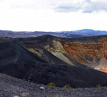 Ubehebe Crater by Natalie Ord