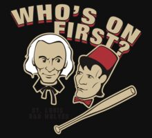 Who's On First? Kids Clothes