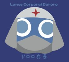 Lance Corporal Dororo Head by Atlantahammy