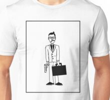 Business as usual Unisex T-Shirt