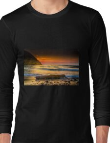 A timber at seaside Long Sleeve T-Shirt
