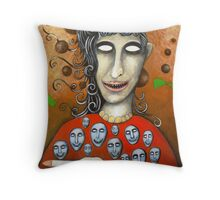 A reliable guide Throw Pillow