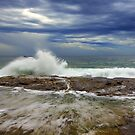 Turimetta beach by Doug Cliff