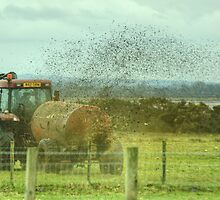 Life On The Solway - The Muck Spreader by VoluntaryRanger