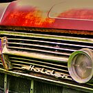 Holden hits the dust by Chris Brunton
