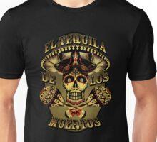 El Tequila De Los Meurtos Unisex T-Shirt