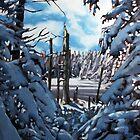 Blasted Pine by David Kelavey