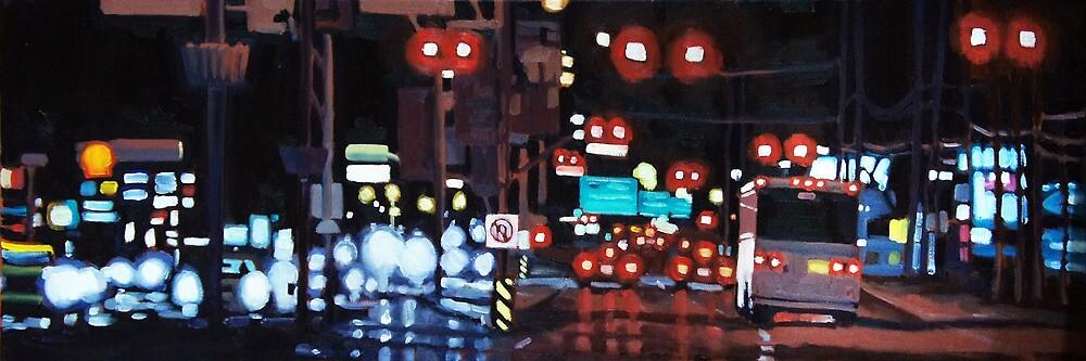St. Charles Boulevard by David Kelavey