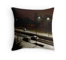 untitled #4 Throw Pillow