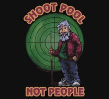 Shoot Pool Not People by ImagineThatNYC