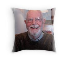 Birthday Boy Throw Pillow