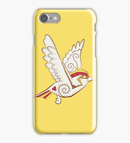 Pidgeotto Pokemuerto | Pokemon & Day of The Dead Mashup iPhone Case/Skin