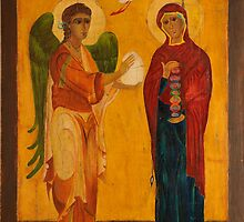 The Annunciation by tanabe