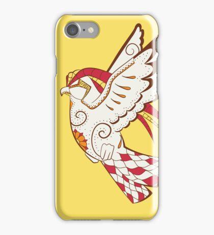 Pidgeot Pokemuerto | Pokemon & Day of The Dead Mashup iPhone Case/Skin