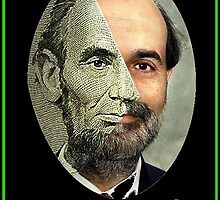 Binary Options Humor - Abe Lincoln and Ben Bernanke by Binary-Options