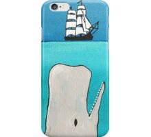 Whale Ship iPhone Case/Skin