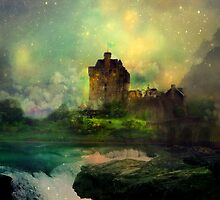 Night Castle by Vanessa Barklay