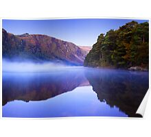 Glendalough Reflection Poster