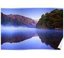 Glendalough Reflection Poster