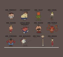 Mr Fighter II Kids Clothes