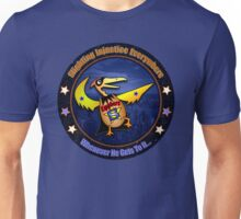 Eggbert - Slighting Injustice Everywhere Unisex T-Shirt