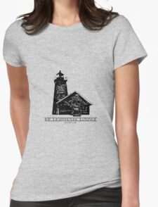 Lighthouse Lounge Womens Fitted T-Shirt