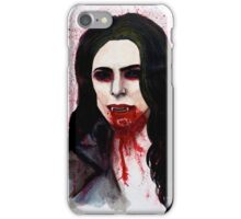 The Blood Countess iPhone Case/Skin