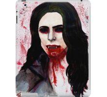 The Blood Countess iPad Case/Skin