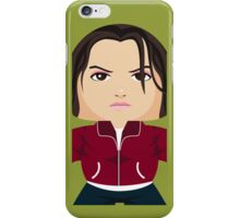 Zoey the Zombie Killer iPhone Case/Skin