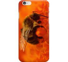 Sleeping Bee iPhone Case/Skin
