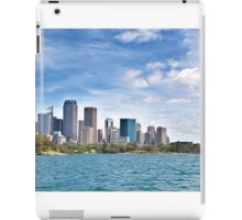 Sydney Skyline iPad Case/Skin