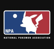 National Pokemon Association (NPA) by Royal Bros Art