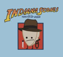 Indiana Scones & The Toaster of Doom Kids Clothes