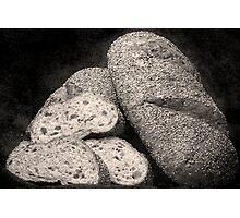 daily bread Photographic Print