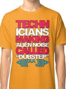 Technicians Making Alien Noise (magenta) Classic T-Shirt