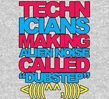 Technicians Making Alien Noise (blue) Unisex T-Shirt