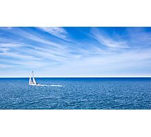The Perfect Sail Photographic Print