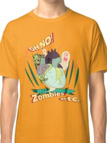 Zombies etc. Classic T-Shirt